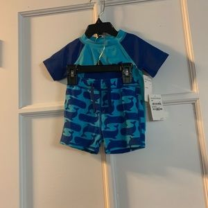Boys Swimming 2 pc Set